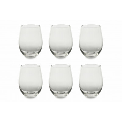 Weinglas 6er-Set   Transparent