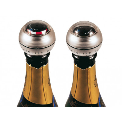 Champagne Stop | Bubble Indicator