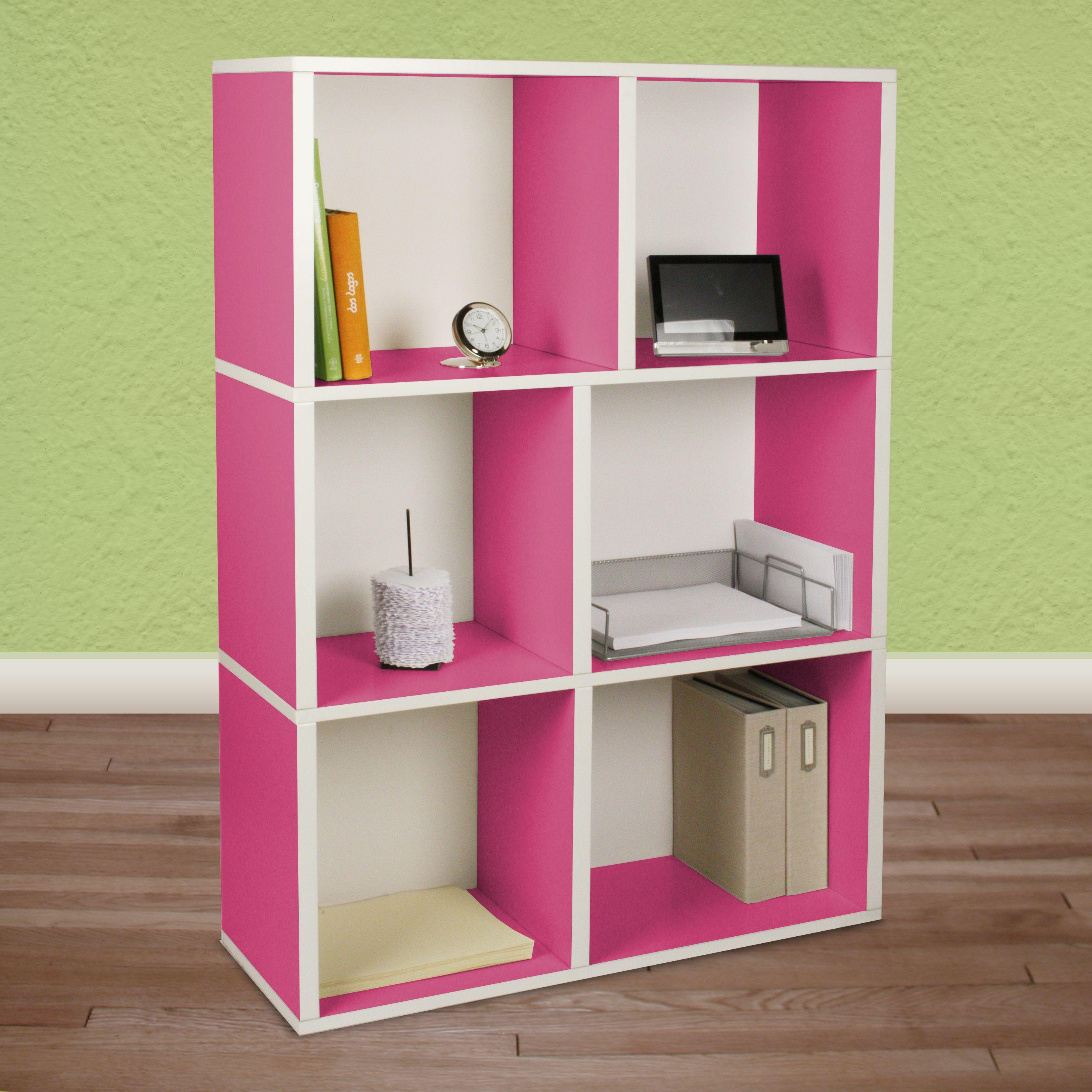 Tribeca Shelf   Pink
