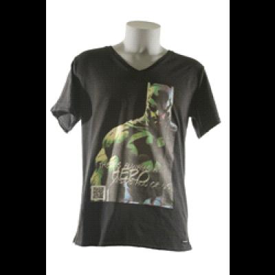 Batman T-Shirt Men V-Neck- Black