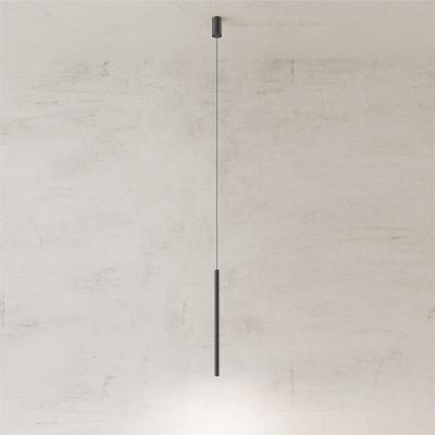Pendelleuchte Twenty-Five 60 cm | Schwarz