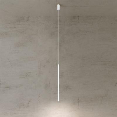 Pendelleuchte Twenty-Five 80 cm | Weiß