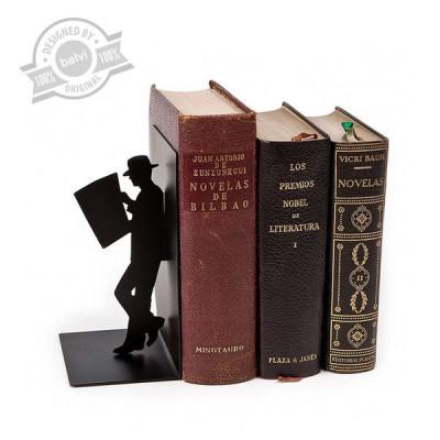 Buchstütze Der Leser