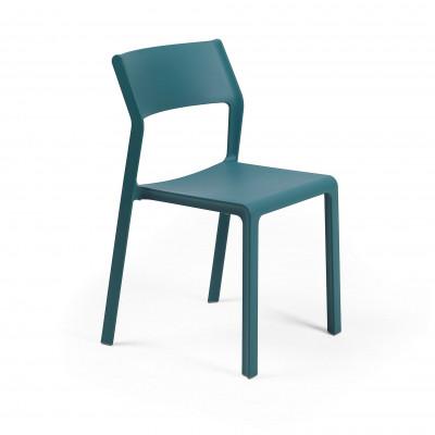 Stapelbarer Stuhl Triller | Blau