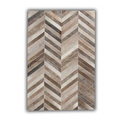 Leather Carpet | Arrow Natural