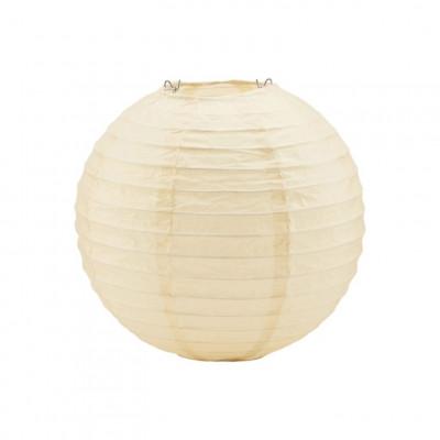 10er-Set Lampenschirme für Lichterkette Soni Mittel | Sand
