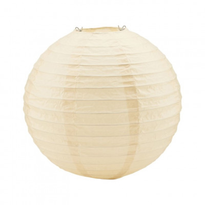 10er-Set Lampenschirme für Lichterkette Soni Groß | Sand