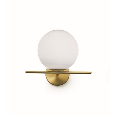 Wall Lamp Jugen | Brushed Brass
