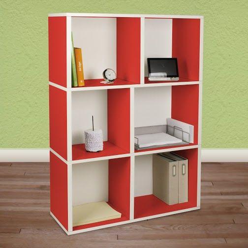Tribeca Shelf | Red