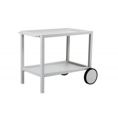 Trolley für Draußen Belfort | Weiß