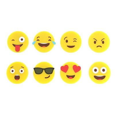 Glas-Markierungen Emoji