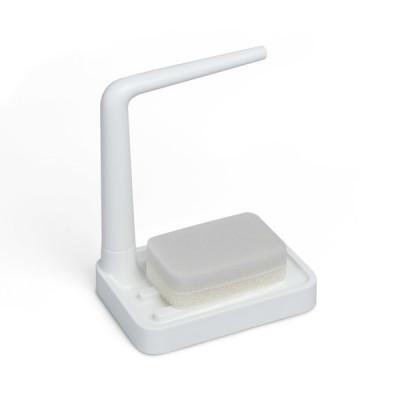 Geschirrspülset Minim mit Schwamm | Grau