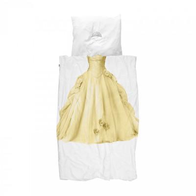 Bettbezug Prinzessin | Gelb