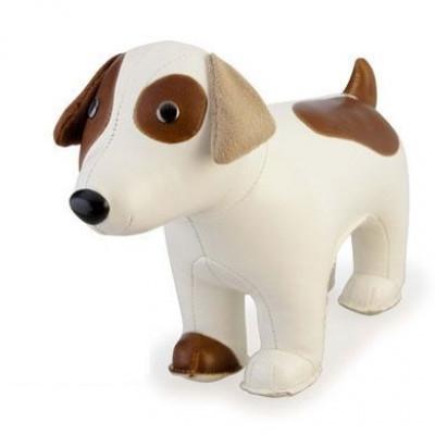 Buchstütze Russell Terrier