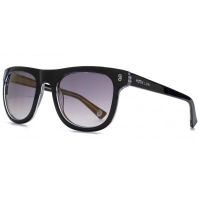 Latitude Sunglasses   Black/Clear