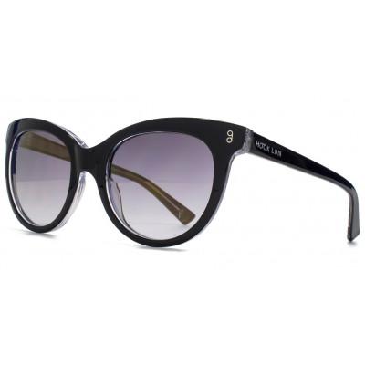 Wander Sunglasses   Black/Clear