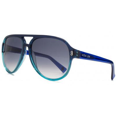 Juke Sunglasses   Blue/Turquoise