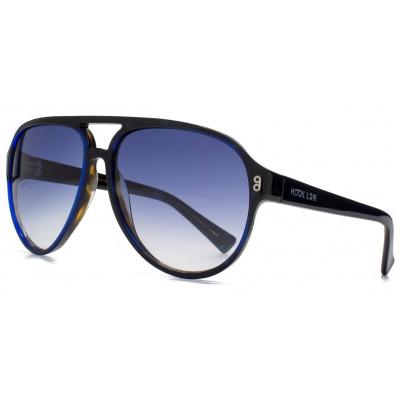 Juke Sunglasses   Blue/Tort