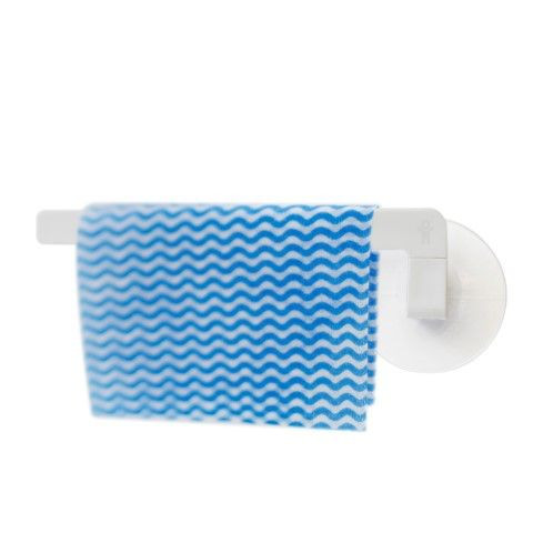 Dish Cloth Holder   White