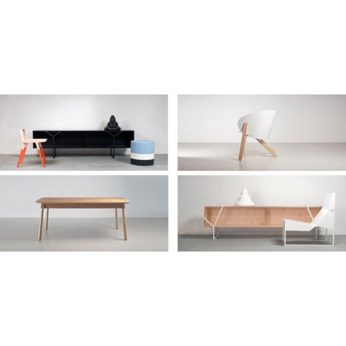 Sideboard Laço K   Helles Holz