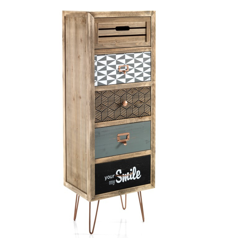 Chest of Drawers Kijo   5 Drawers