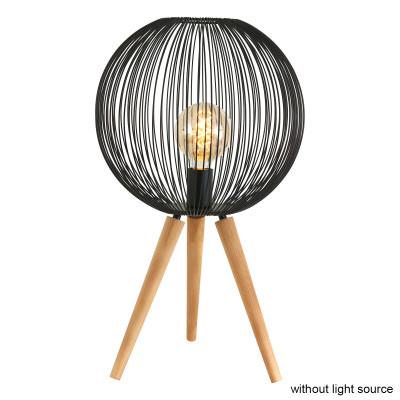 Table Lamp 1-L 2708ZW | Black