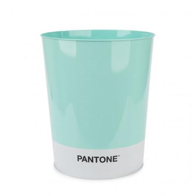 Papierkorb Pantone | Türkis