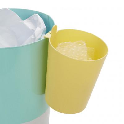 Papierkorb Mr.Recycle | Gelb