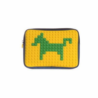 Ipad Pouch Large | Yellow