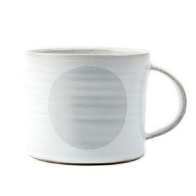 DOT Mug   Grey