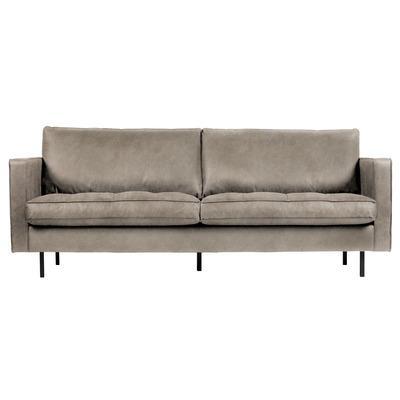 2,5 Seater Sofa Rodeo Classic Elephant Skin | Elephant Grey