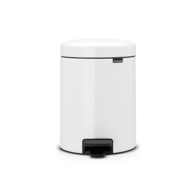Treteimer NewIcon 2 x 2 L  | Weiß