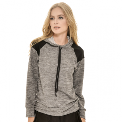 Sweatshirt | Black & Grey