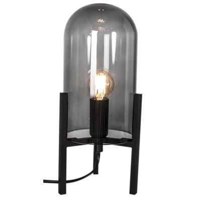 Tischlampe Smokey | Schwarz