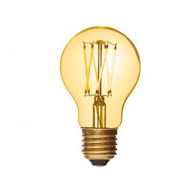 Glühbirne E27 Standard De Luxe | Gold