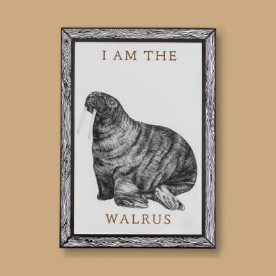 Art Print I am the Walrus