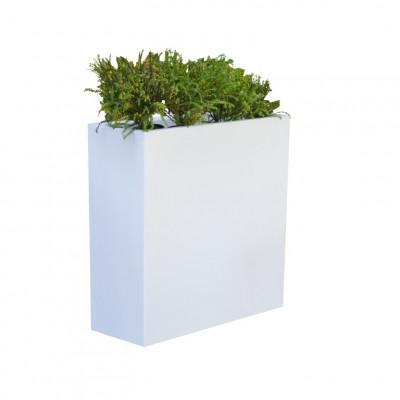 Pflanzentopf Jarno | Weiß