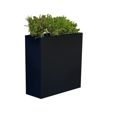 Pflanzentopf Jarno | Schwarz