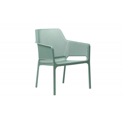 Stapelbarer Sessel Net Relax | Grün