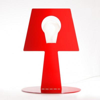 Bendino Lampe Rot