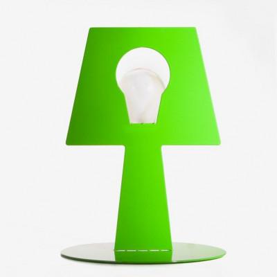 Bendino Lampe Grün