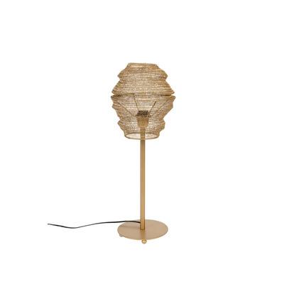 Tischlampe Lena   Brass