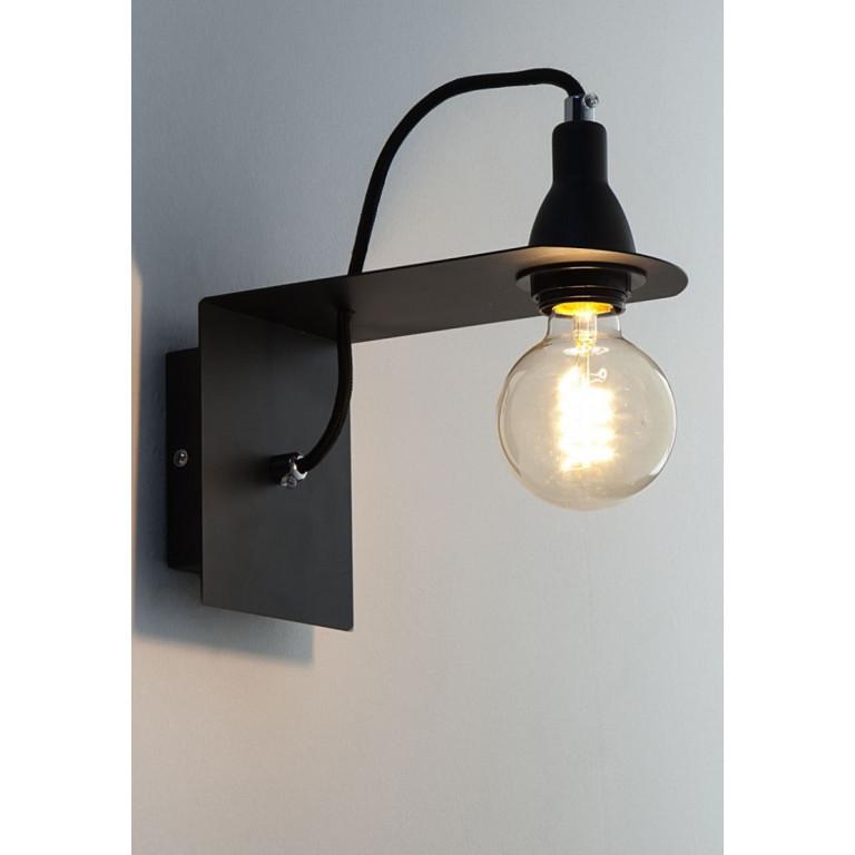 Wall Lamp Genius | Black