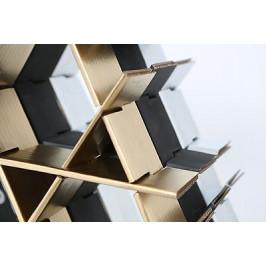 Cardboard Shelf   Black matt