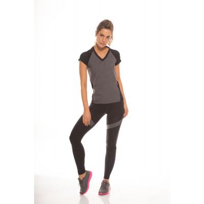 Set (Sport Top + Legging)   Grey