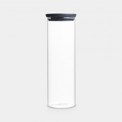 Stapelbarer Glasbehälter   1,9 L