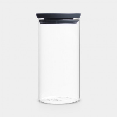 Stapelbarer Glasbehälter   1,1 L