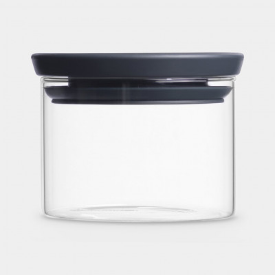 Stapelbarer Glasbehälter   0,3 L