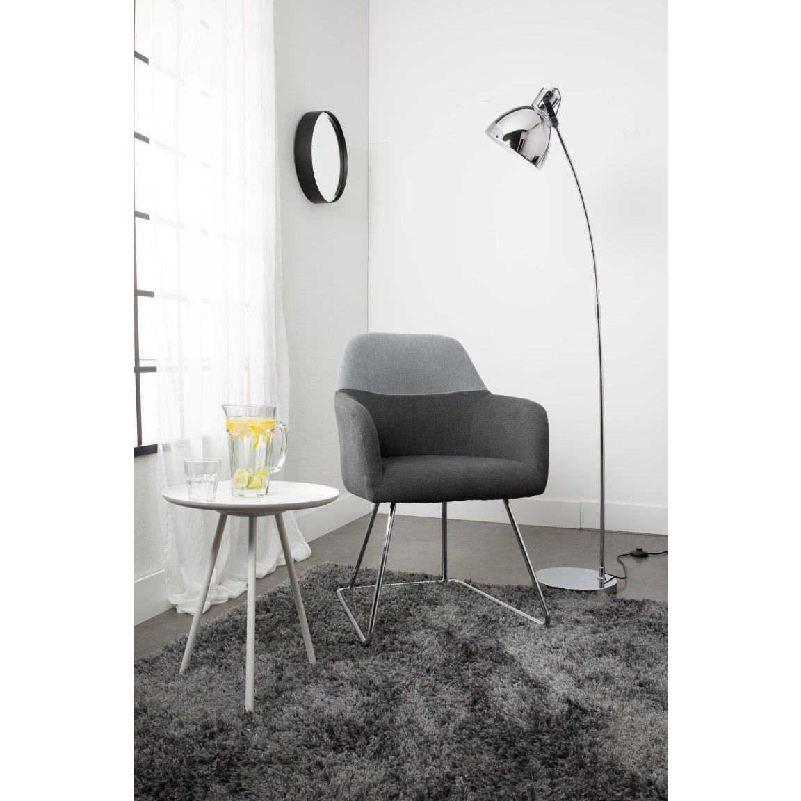 Side Table Frost | White