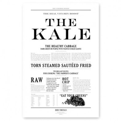 Poster | The Kale
